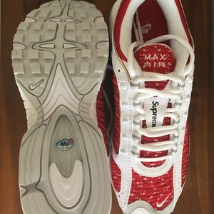 Nike Shoes - •SOLD• Nike and Supreme Tail Wind 4